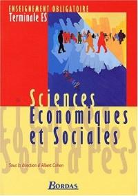 Sciences économiques et sociales, terminale ES : Enseignement obligatoire