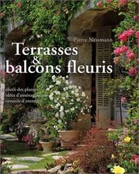 Terrasses & balcons fleuris