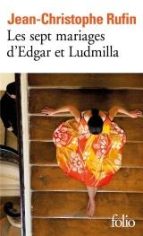 Les sept mariages d'Edgar et Ludmilla [Poche]