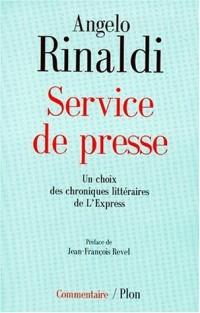 Service de presse
