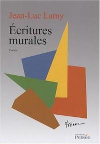 Ecritures murales