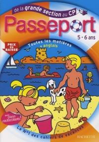 Passeport de la Grande Section au CP : Toutes les matières et anglais