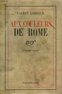 AUX COULEURS DE ROME