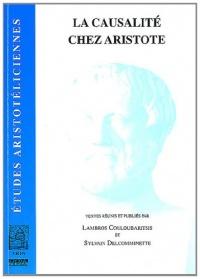 La causalité chez Aristote