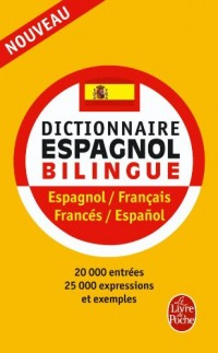 Dictionnaire espagnol bilingue