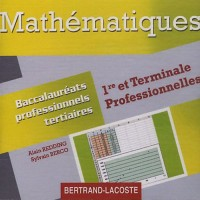 Mathématiques : Baccalauréat professionnels : 1ere et Terminale professionnelle