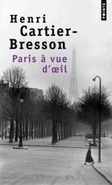 Paris à vue d'oeil [Poche]