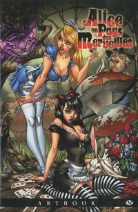 Artbook Alice au pays des Merveilles