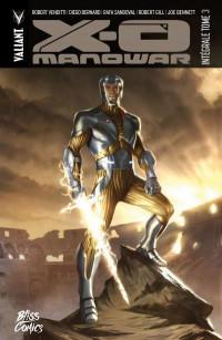 X-O Manowar - Intégrale T03