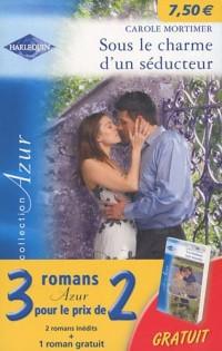 Coffret Azur : Sous le charme d'un séducteur ; Un bonheur tant attendu ; Passion à Athènes