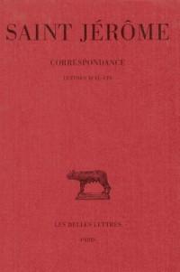 Correspondance, tome 5, lettres XCVI-CIX