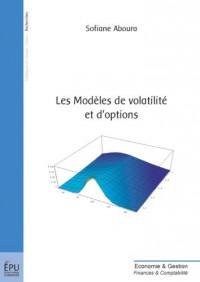 Les modèles de volatilité et d'options