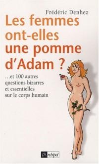 Les femmes ont-elles une pomme d'Adam ?