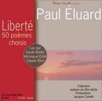 Liberté - 50 poèmes choisis