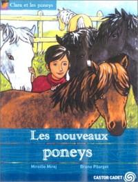 Clara et les Poneys : Les Nouveaux poneys