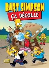 Bart Simpson, Tome 11 : Ca décolle