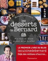 Les desserts de Bernard