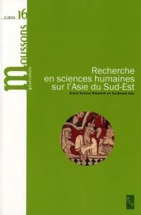 Recherche en Sciences Humaines Sur l Asie du Sud Est