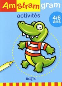 Activites Crocodile 4-6 Ans