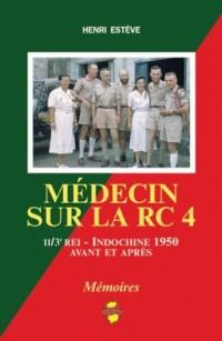 Medecin sur la RC4