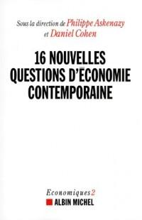 Nouvelles questions d'économie contemporaine. Economiques 2