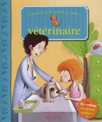 Quand je serai grand, je serai vétérinaire