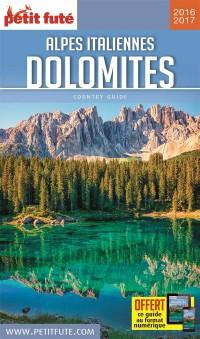 Alpes italiennes et Dolomites 2016