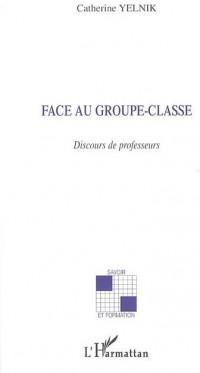 Face au Groupe-Classe
