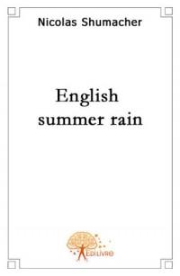 English summer rain