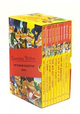 Geronimo Stilton: 10 Book Collection (Series 1)