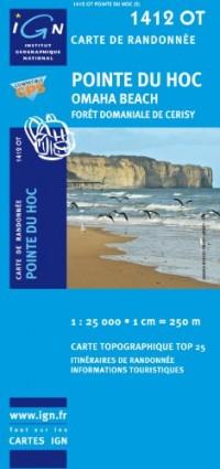 Pointe Du Hoc / Omaha Beach GPS: Ign.1412ot