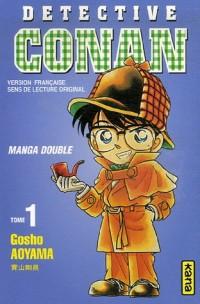 Détective Conan, Tomes 1 et 2 :