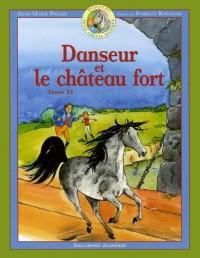 Danseur Petit cheval magique, Tome 13 : Danseur et le château fort