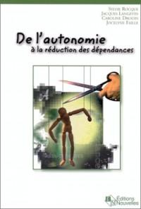 Autonomie a la reduction des dependances