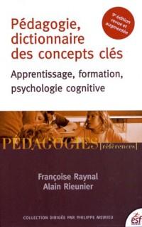 Pedagogie Dictionnaire des Concepts Cles