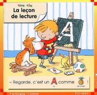 La leçon de lecture