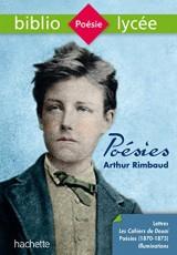 Bibliolycée - Poésies, Arthur Rimbaud: Poésies de Rimbaud [Poche]