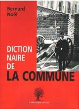 DICTIONNAIRE DE LA COMMUNE
