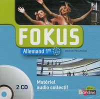 Allemand 1re  CD Audio Classe 2011