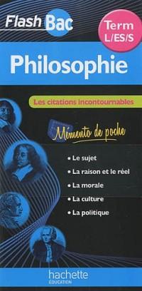 Philosophie Tle L/ES/S