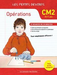 Les petits devoirs opérations CM2