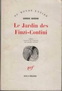 LE JARDIN DES FINZI-CONTIN