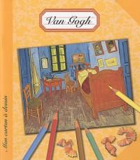 Mon carton à dessin Van Gogh