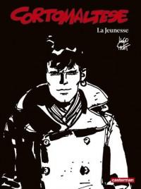 Corto Maltese en noir et blanc, Tome 9 : La jeunesse