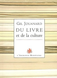 Du livre et de la culture