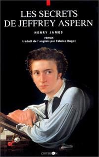 Les secrets de Jeffrey Aspern