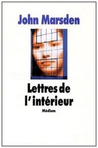 Lettres de l Interieur Nouvelle Edition