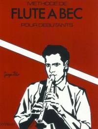 Partition: Methode de flute a bec pour debutants