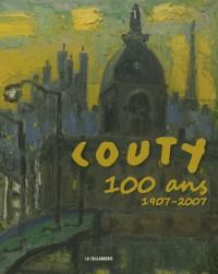 Couty : 100 Ans 1907-2007, édition bilingue français-anglais
