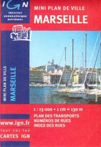 Marseille Mini Plan: IGNMINI.72403